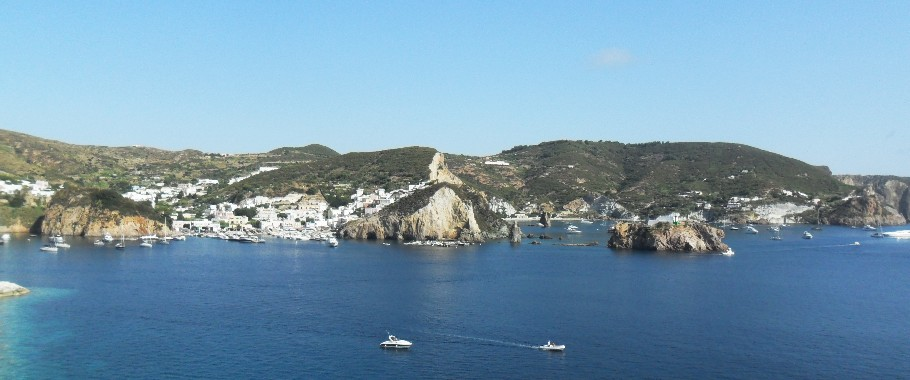 Bed and Breakfast La Terrazza sul Porto Bed and Breakfast a Ponza